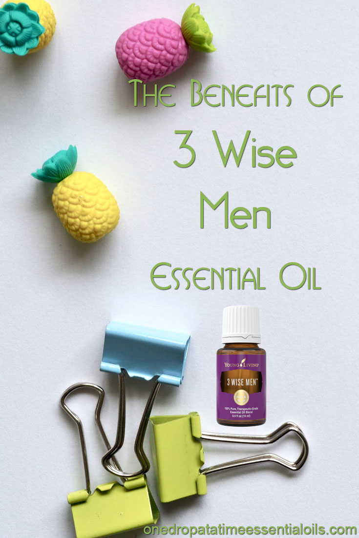3 Wise Men Essential Oil