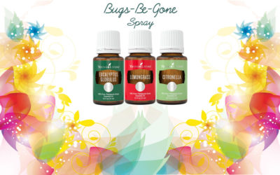 Bugs-Be-Gone Essential Oils Recipe