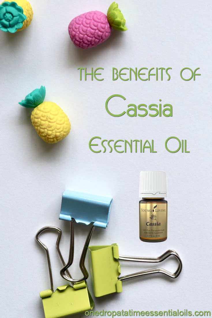 Cassia Essential Oil