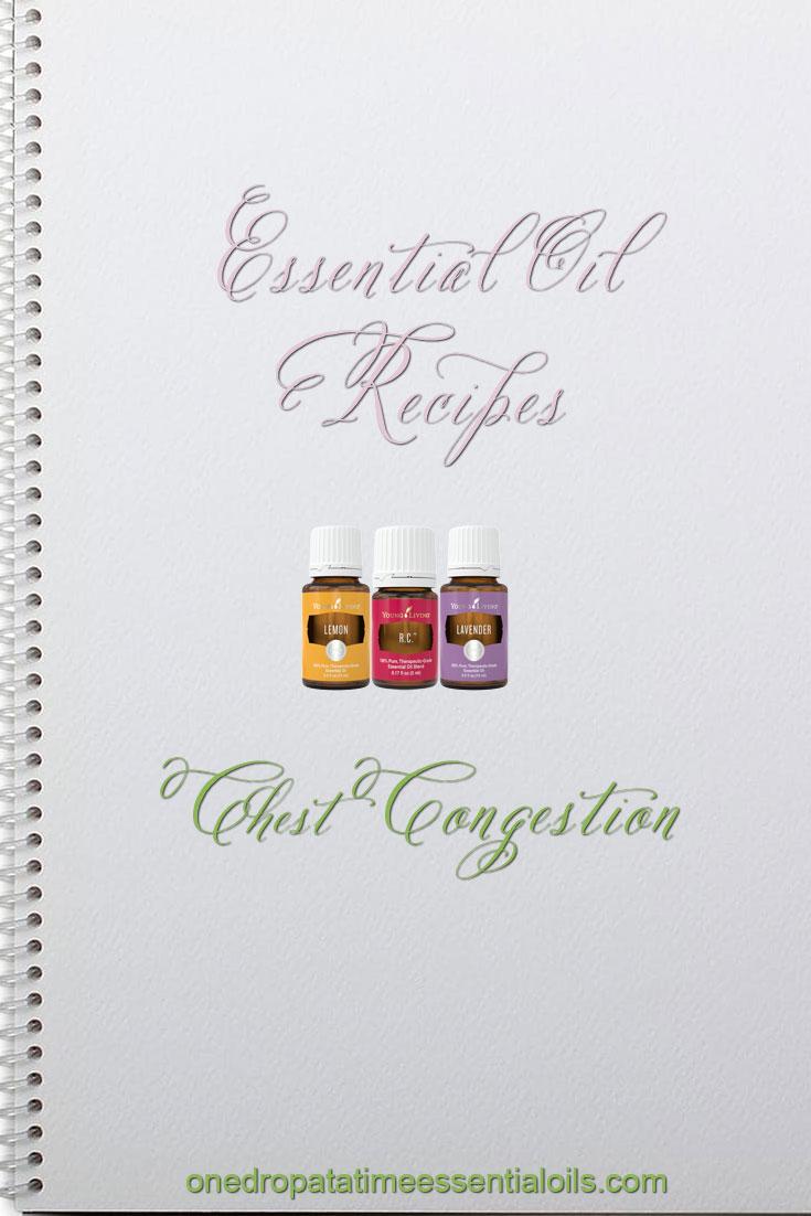 Chest Rub Essential Oil Recipe