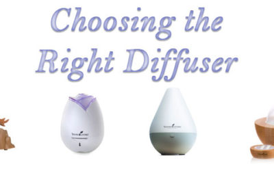 Choosing the Right Diffuser