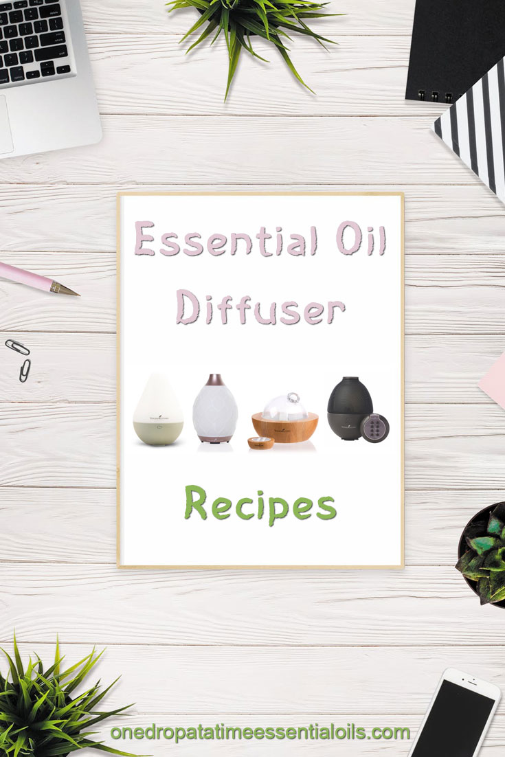 Essential OIl Diffuser Recipes