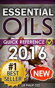 Essential Oils Recipie Quick Reference