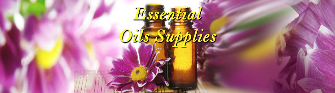 Essential Oils Supplies