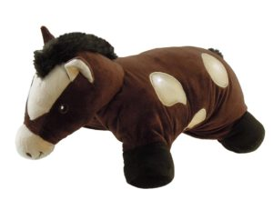 Horsey - Aroma Pets Pillow - Aromatherapy, Night Light, Comfort