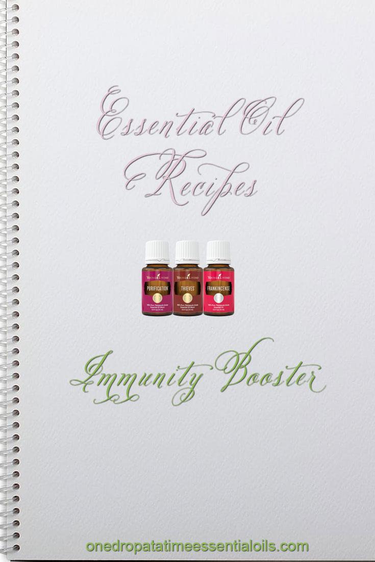 Immunity Booster Essential Oils Recipe