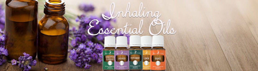 The Benefits of Inhaling Essential Oils