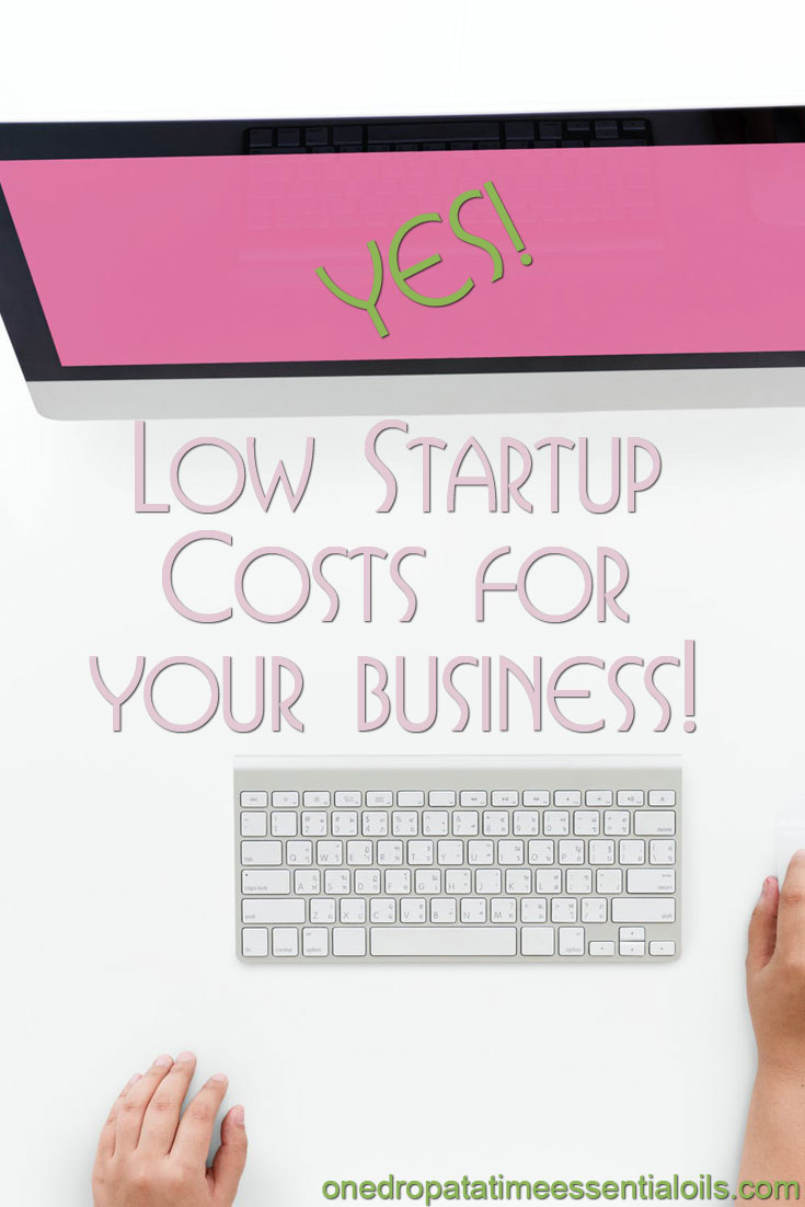 Low Startup Costs