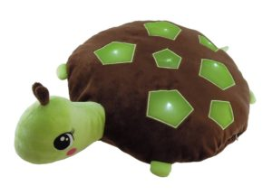 Mr. Turtle - Aroma Pets Pillow - Aromatherapy, Night Light, Comfort