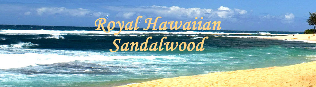 Royal Hawaiian Sandalwood Essential Oil