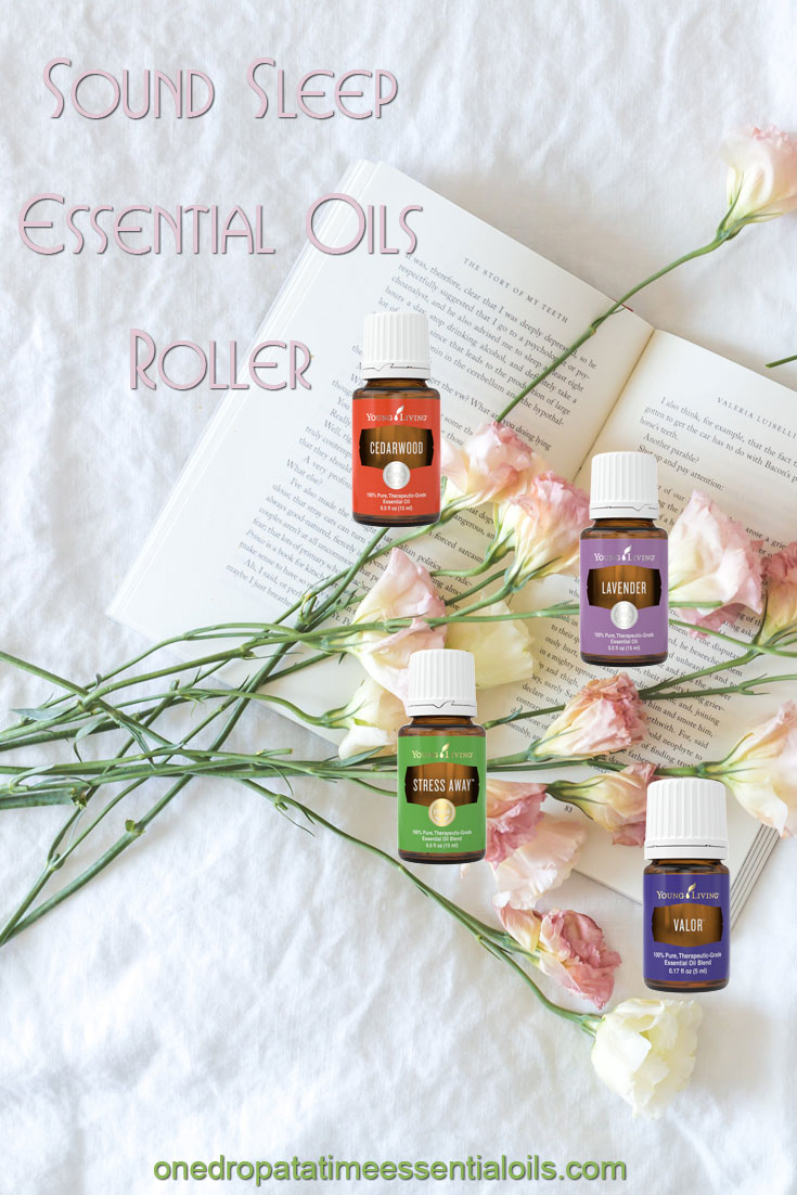 Sound Sleep Essential Oil Recipe