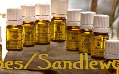Aloes/Sandlewood Essential Oils