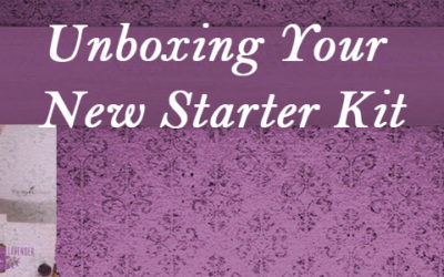 Unboxing Your Essential Oils Starter Kit