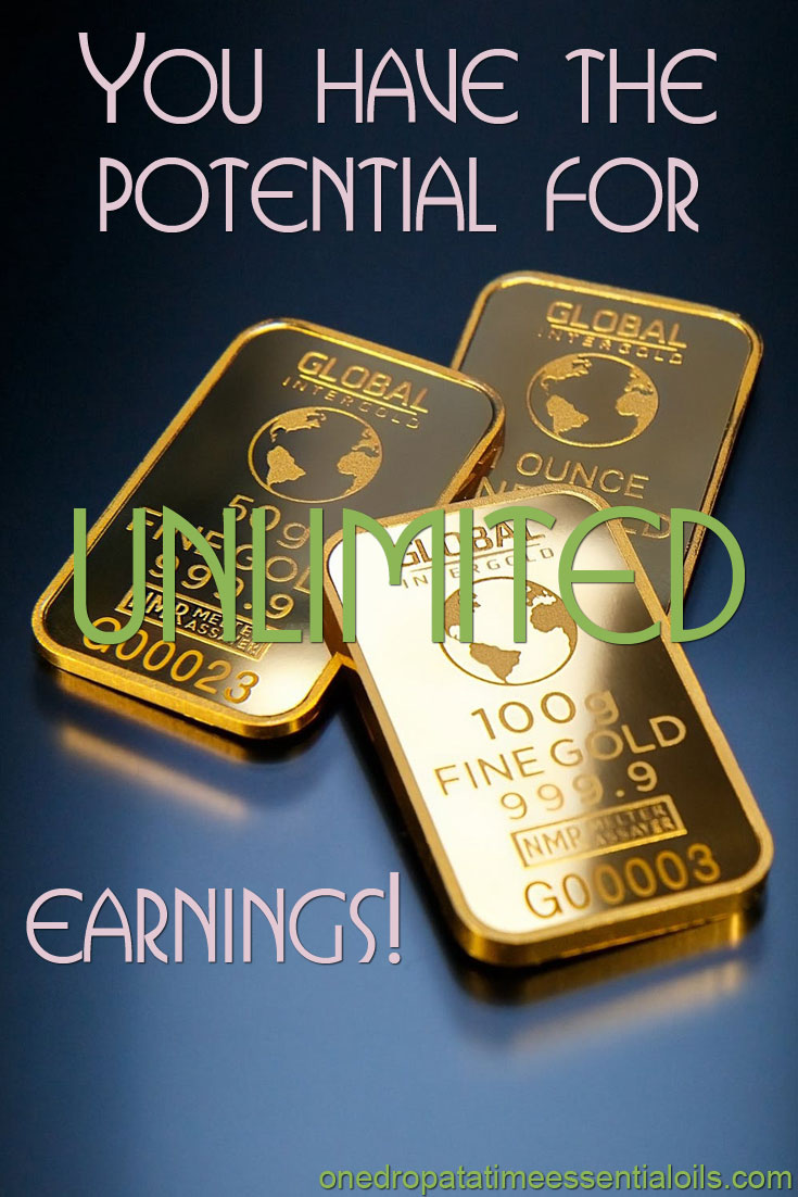 Unlimited Earnings Potential