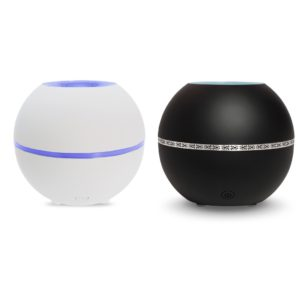 Volcano Aromatherapy Lighted Diffuser - Ultrasonic & Silent