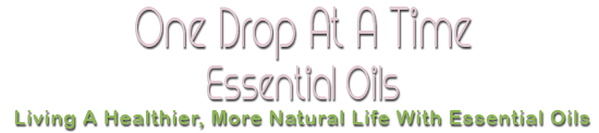 One Drop At A Time Essential Oils