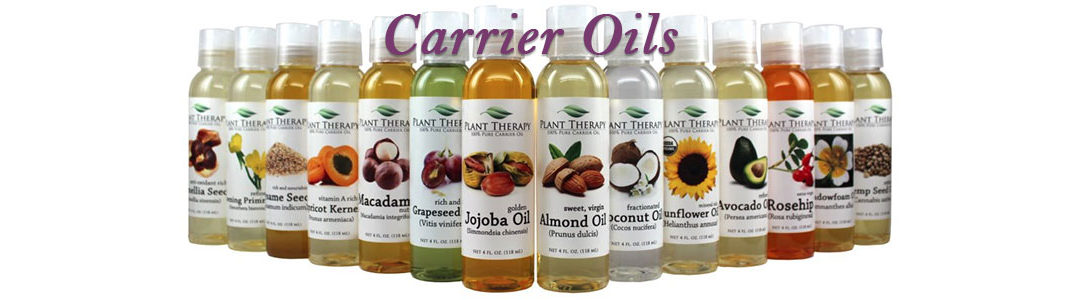 What Are Carrier Oils?