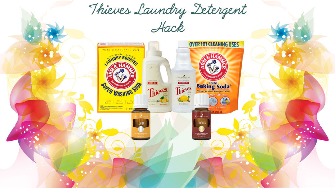 Thieves Laundry Detergent Hack