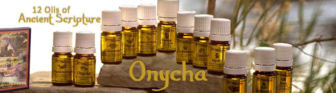 Twelve Oils of Ancient Scripture - Onycha Essential Oil